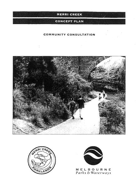 Community Consultation Concept Plan cover
