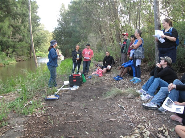 Walk & Talk - World Wetlands Day 2018